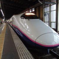 2018.09 ワープ三昧東北18切符旅行(11)とき366号・トクだ値35で東京へ