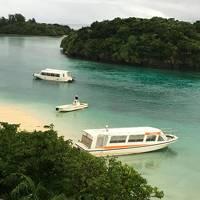 沖縄旅行�雨でも雷でも石垣島を満喫!
