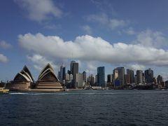 避暑のシドニー