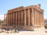レバノンの世界遺産・遺跡を訪ねる旅 その� バールベック編