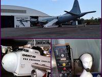 安い、近い、短い旅の記録 No.46〜20年以上住んでいてほぼ毎日のように通り過ぎていた「オーストラリアン・エイビエーション・ヘリテイジ・センター」(ダーウィン航空博物館)に初めて行ってきました。