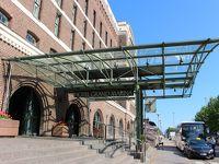ヘルシンキ Scandic Grand Marina ホテルに泊まる