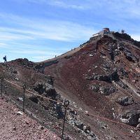 富士山富士宮口より 一生に一度は登りたい叔母の願いを叶える