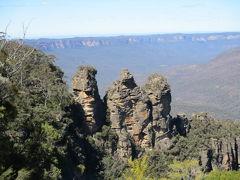 オーストラリア1日目 ブルーマウンテン国立公園