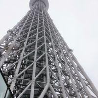 東京スカツリー<Sky Restrant 634>日帰り誕生日会