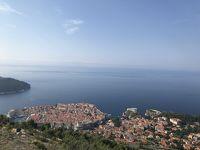 海外一人旅第16段はずっと行きたかったクロアチア(+スロベニア) - 観光2日目(ドブロブニク前編)