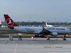 トルコ航空ビジネスでイスタンブール経由ナポリへ