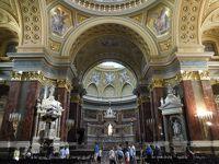 ハンガリー ブダペスト再訪 � らすと 聖イシュトヴァーン大聖堂〜ケレペシ墓地〜帰国