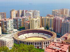 地中海沿岸アンダルシア随一の国際港町<マラガの街へ> 2018  夏旅#4