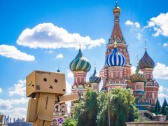 ロシア10日間一人旅 Vol.1/5 : 出発からモスクワ『セントレジス モスクワ ニコルスカヤ』編
