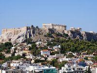 アテネ編 夏の最盛期に行くヨーロッパ(6)ギリシャ