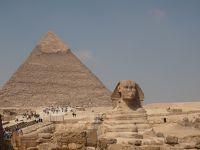 �初アフリカ大陸エジプト、ピラミッド遺跡堪能の旅