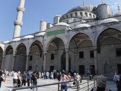 トルコ10日間 1日目は移動dayと・2日目イスタンブール観光