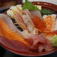 マニアックに新潟でオフ会! その4 女川で海鮮丼を食す。
