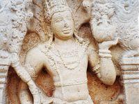 仏教遺跡を巡ってスリランカ=1993年8月�(キャンディからアヌラダプラ)