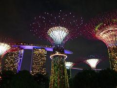 シンガポール4泊6日の旅!お得に楽しむ、時々、ちょっとだけゼータク。—初日—