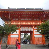 京都・大阪のんびり旅3日間 (1)八坂神社