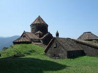 コーカサスへの旅� アルメニア一日目