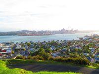 留学中の娘に会いにニュージーランド� オークランド