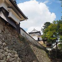 2018年夏休み9連休中たった1泊2日の岡山城巡り �初の岡山県上陸、まずは現存天守12城の1つ備中松山城を見に備中高梁へ