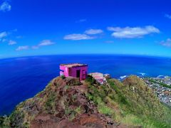 人気急上昇中のインスタ映えするピンク ピルボックスに行ってきました!誕生日を絡めハワイグルメ三昧の旅!