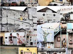マレー半島陸路で縦断の旅 その�マレーシアの古都イポーでストリートアートとグルメを巡る
