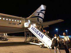 ギリシャ【1】成田→サントリーニ島