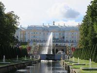 女一人旅【第11弾】�-1サンクトペテルブルク観光(ペテルゴフ宮殿)