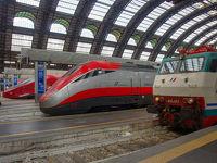スイス・イタリア オーダーメイド鉄道旅行 (4)サンモリッツ→フィレンツェ