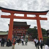 京都 伏見稲荷神社散策