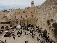 2018年夏中東3か国�イスラエル国境越え、エルサレム旧市街・オリーブ山登山