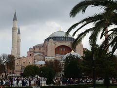2018年夏中東3か国�イスタンブール1日目 イスタンブールミュージアムパスで観光しまくり