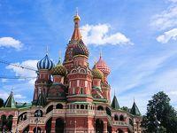 9.目覚しい変貌遂げたモスクワ:: 北コーカサスの4ヶ国(ダゲスタン、チェチェン、イングーシ、北オセチアーアラニア)を巡る旅