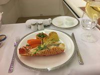 スリランカのアマンを巡る旅その4 タイ国際航空Fクラスで日本へ