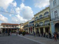 ハバナ 旧市街その2 (Plaza Vieja & Hotel Ambos Mundos, La Habana Vieja)