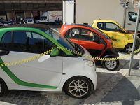 イタリアくるま事情 � : マイクロEV車が走り始めたローマの街 2018