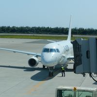 函館空港からJALで帰阪◆2016年8月・東北縦断〜函館の旅《その18・最終章》