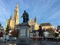 ベルギーのファッションの町アントワープ。