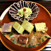大阪南部をぶらぶら・・・ 日本料理「喜一」再訪&秋の花を探しに♪
