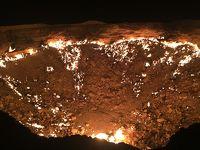 ウズベキスタン+トルクメニスタン地獄の門 9日間 個人旅行 -旅程作成・現地事情編-