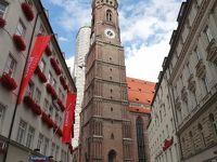 ヨーロッパ周遊ゼミ旅行(2〜3日目・ドイツ到着、フランクフルトから新幹線でミュンヘンへ)