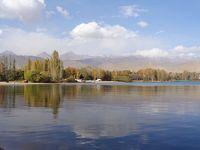 アシアナ航空ビジネスクラス〜中央アジア3ヶ国の湖巡り 5(ビシュケク〜チョルポン・アタ)