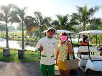 2018年10月  JALビジネスクラスで行くパワースポットとゴルフを満喫するバンコク♪�〜「ユニランド」でゴルフ〜「ソンブーンシーフード」でランチ〜「インターコンチネンタルバンコク」ホテルラウンジでまったり〜プールバーへ〜
