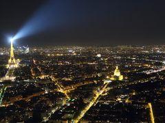 お仕事でパリに行ってきました