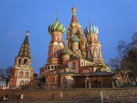 ツアーで行く初ロシア(その2:モスクワ)