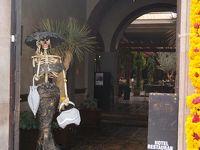 死者の日は8年ぶりのサンミゲルデアジェンデ。随分オシャレなお店が増えました!
