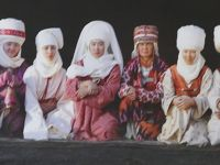 中央アジアの国々を訪ねて � ー ビシュケクで最後の滞在は国立美術館見学や街をぶらぶら歩く