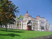 ハンガリー・ブダペスト � 国会議事堂見学