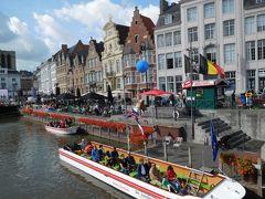 タイ経由1泊4日ベルギーの旅 その2