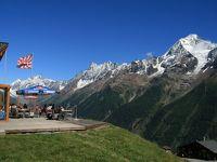 レッチェン谷ハイキング、クンメンアルプ経由でレッチェン峠へ Part1